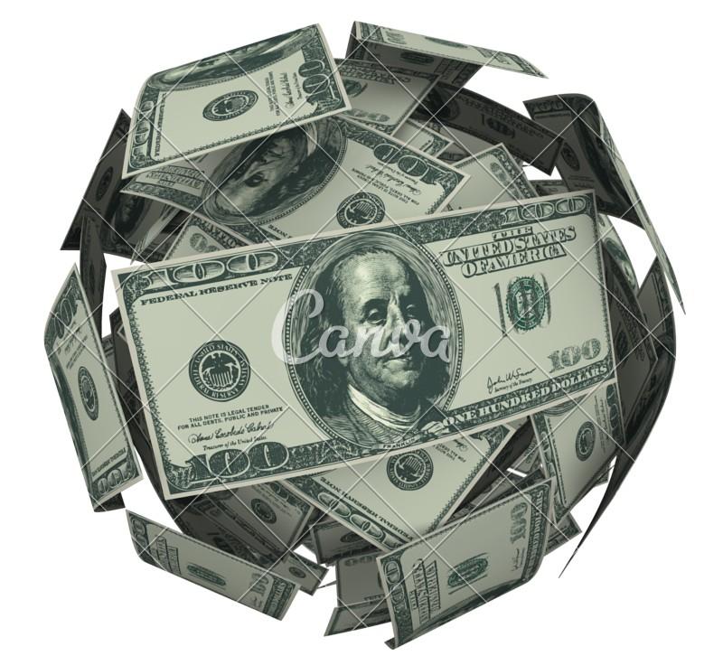 Kontinuierlicher Geldfluss
